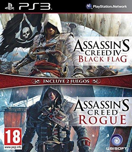 Compilación: Assassin's Creed IV Black Flag + Assassin's Creed Rogue