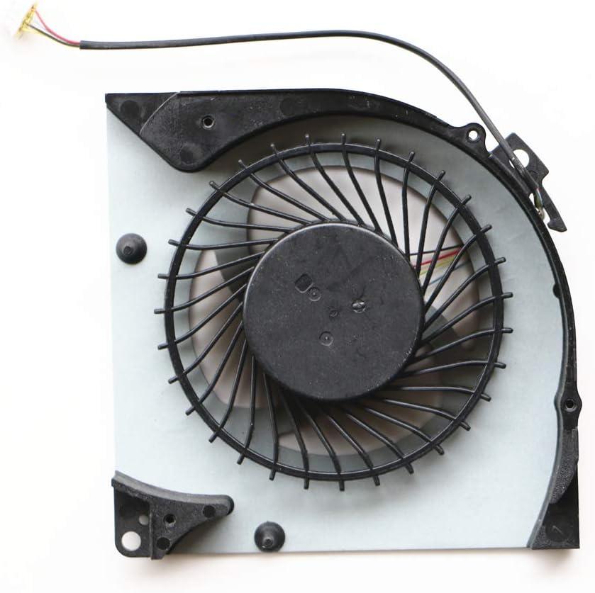 NBFAN Laptop Replacement Cooler Fan for Gigabyte Aorus X5 X5 v6 X5 v8 CPU Cooling Fan