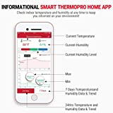 ThermoPro TP90 Smart Wireless Indoor Hygrometer