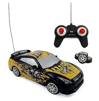 Amazon Com Liberty Imports Super Fast Drift Champion R C Sports Car