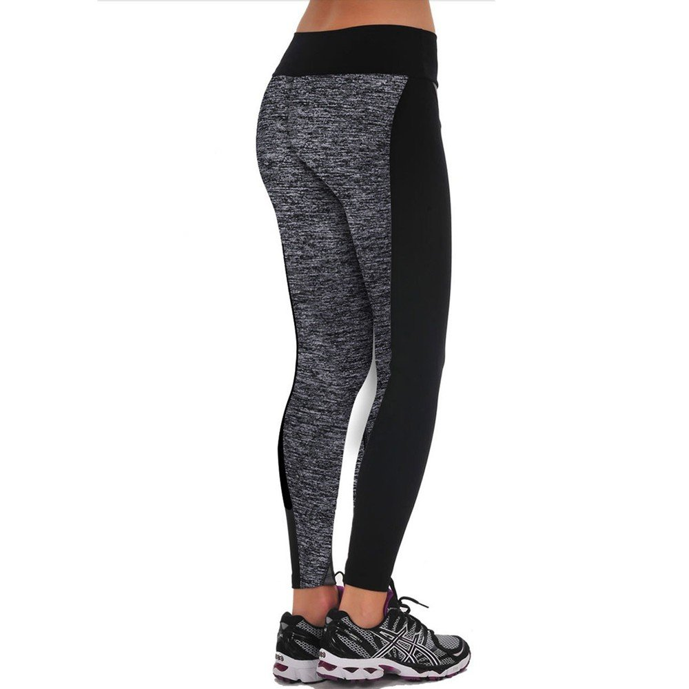WUYIMC Yoga Leggings, Women Sports Trousers Athletic Gym Workout Fitness Yoga Leggings Pants by Clearance! WuyiMC (Image #4)