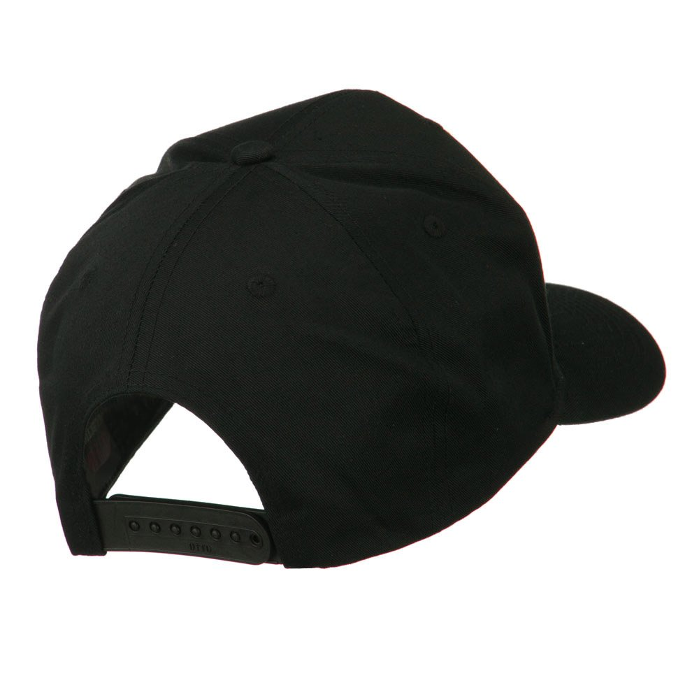 e4Hats.com South America Flag Shield Patched Cap