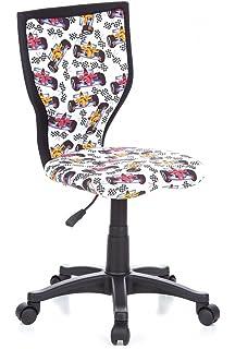hjh OFFICE - 670067 silla para niños KIDDY LUX fórmula tejido, altura ajustable, ergonómica,…