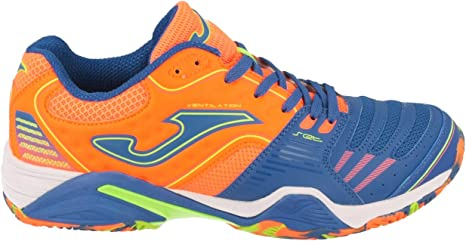Joma T.SETS-608 - Zapatillas Unisex, Color Naranja, Talla 42 ...