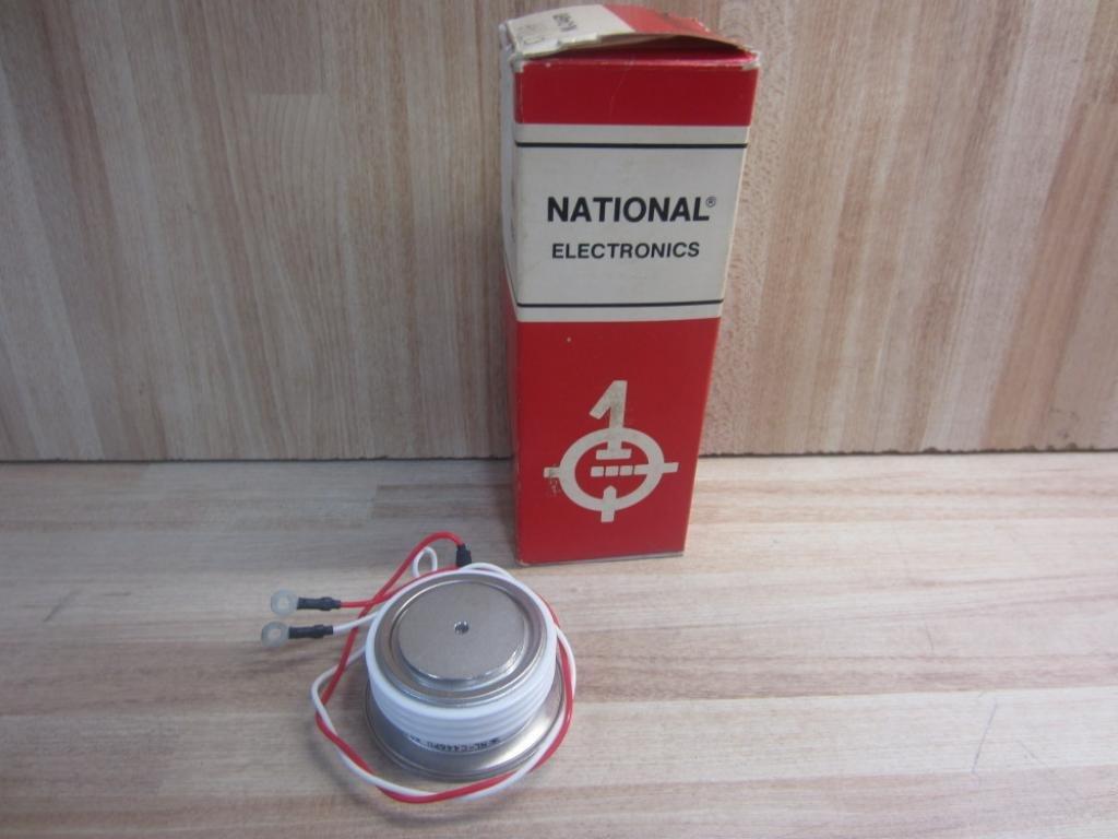 National Electronics NL-C446PD Rectifier NLC446PD