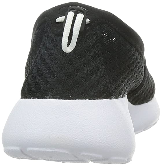 ofvpq Nike Roshe One Slip-Ballerina Shoes Womens Black Size: 38.5, US