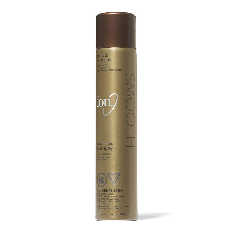Ion Keratin Flex Finishing Spray, 10 oz