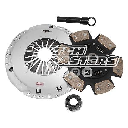 Amazon.com: Clutch Masters 03635-HDC6-X Single Disc Clutch Kit with Heavy Duty Pressure Plate (Mini Cooper JCW 2007-2014 .): Automotive
