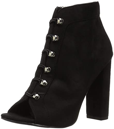 0cac86db26d Amazon.com | Michael Antonio Women's Carell Ankle Boot | Shoes