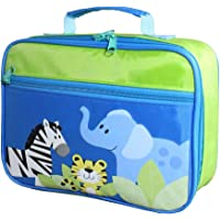 Insulated Lunch Box Bag Picnic Zipper Organizer Lunch Tote Bag for Adults Kids (Animal)
