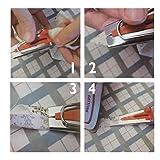 BIGTEDDY - Fabric Bias Tape Make 6MM 12MM 18MM 25MM