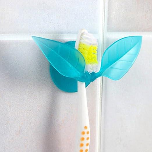 Kiddybo - Soporte para cepillo de dientes con ventosa en forma de ...