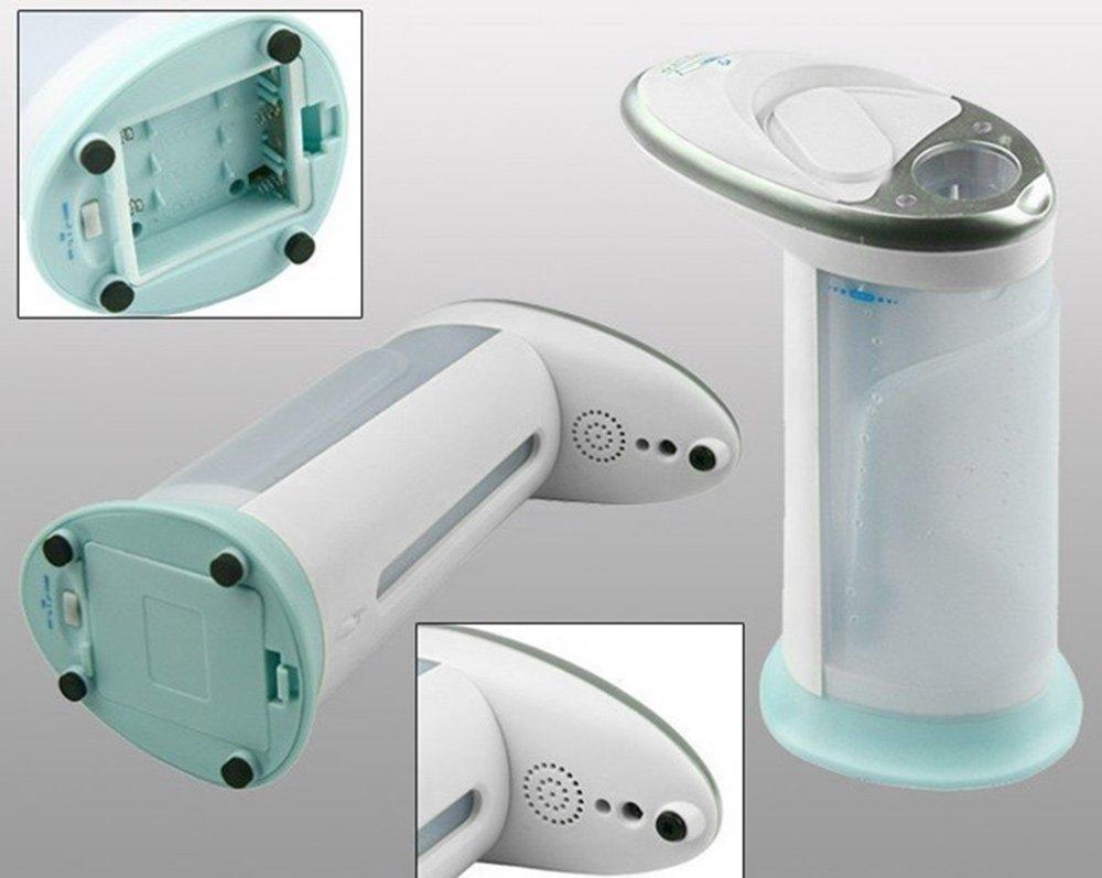 Dispensador automático de jabón con sensor de movimiento F-374