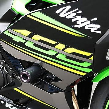 Amazon.com: Shogun 2018 2019 Kawasaki Ninja 400 2019 Z400 NO ...