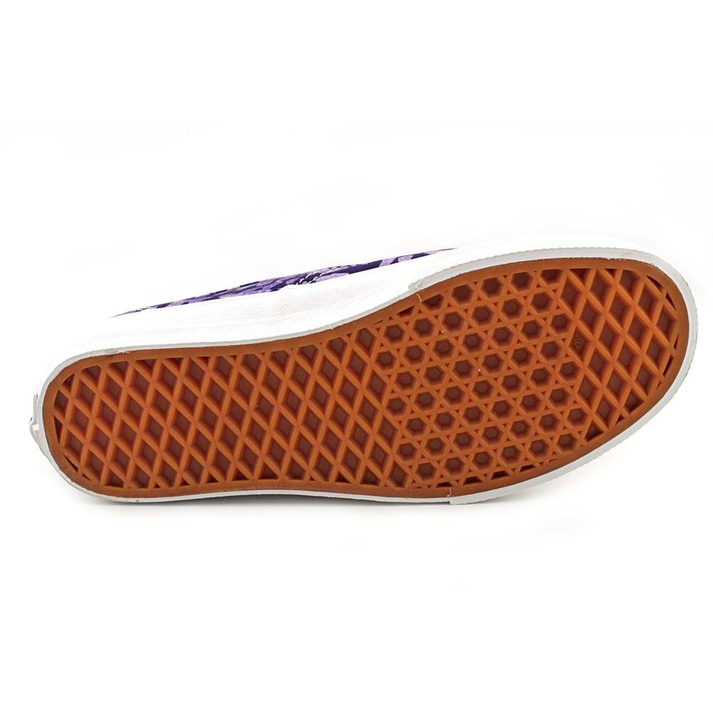 Vans Authentic Unisex Solid Tela Skateboard Sneakers