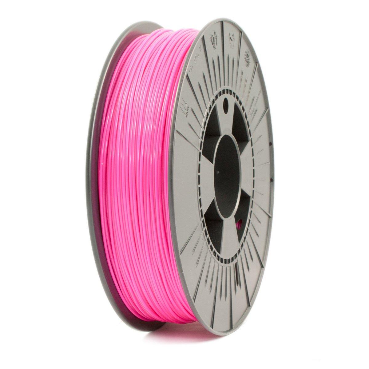 Ice Filaments ICEFIL1PLA113 Filamento PLA, 1,75 mm, 0,75 kg, Rosa