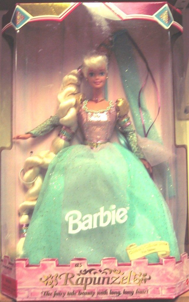 Barbie Collector  13016 Rapunzel