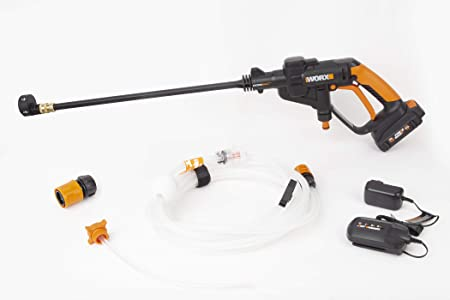 WORX WG625 2.0 Ah Hydroshot Portable Power Cleaner