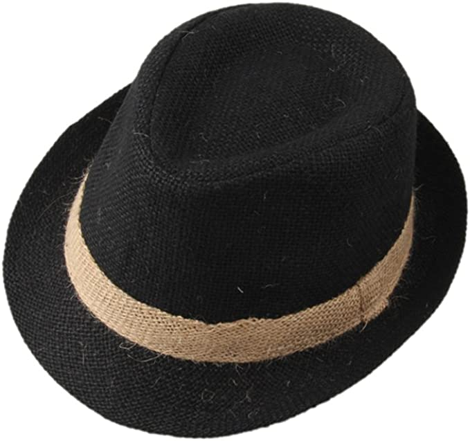 US for Baby Kids Fedora Gangster Hats Children Hat Spring Autumn Caps Jazz Cap
