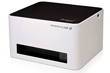 Vupoint Photo Cube Compact Photo Printer Amazoncouk Computers