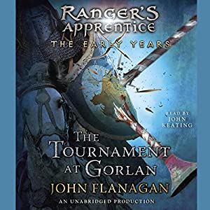 The Tournament at Gorlan Audiobook