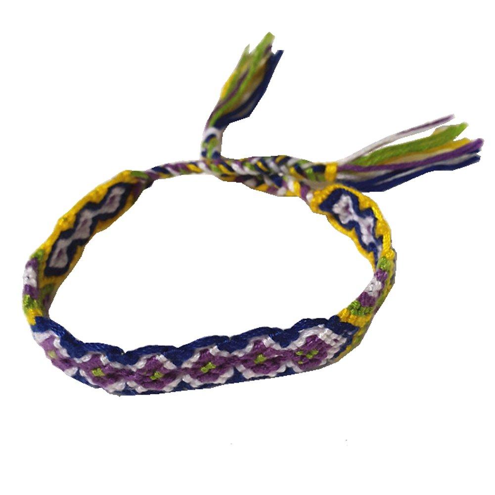 Rimobul Nepal Woven Friendship Bracelets - 8 pack by Rimobul (Image #8)