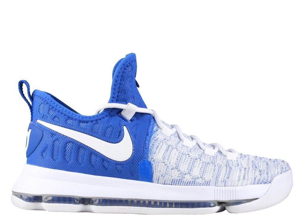 half off 6319c fa311 Galleon - NIKE Men s Zoom KD9 Elite Basketball Shoe (10.5 D(M) US, Game  Royal White-Black)