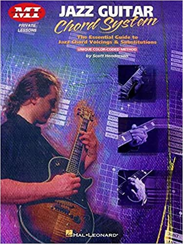 Amazon.com: Jazz Guitar Chord System: Private Lessons Series ...