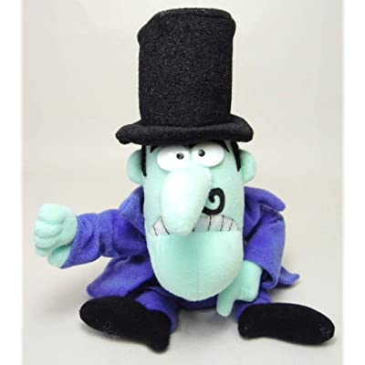Rocky & Bullwinkle & Friends plush - Snidely Whiplash: Toys & Games