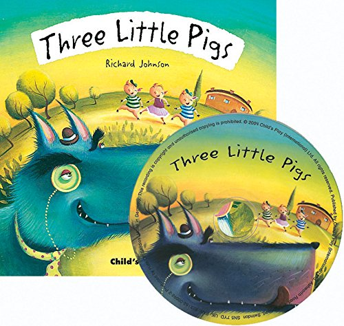 Three Little Pigs (Flip-Up Fairy Tales)