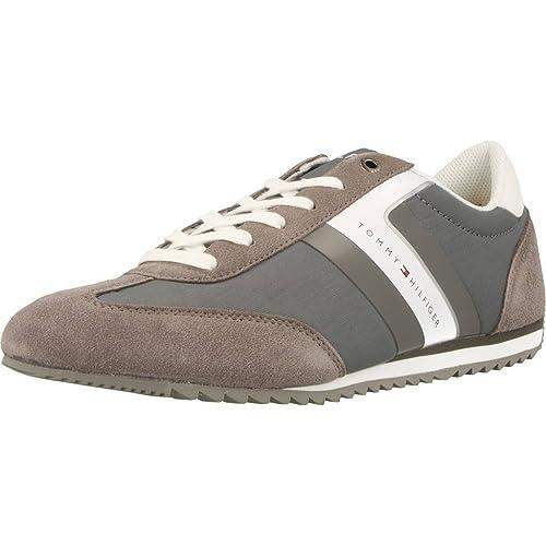 41 T Amazon Zapatos Grey Hilfiger es Steel B2285ranson 8c1 Flag BTnvqawHS