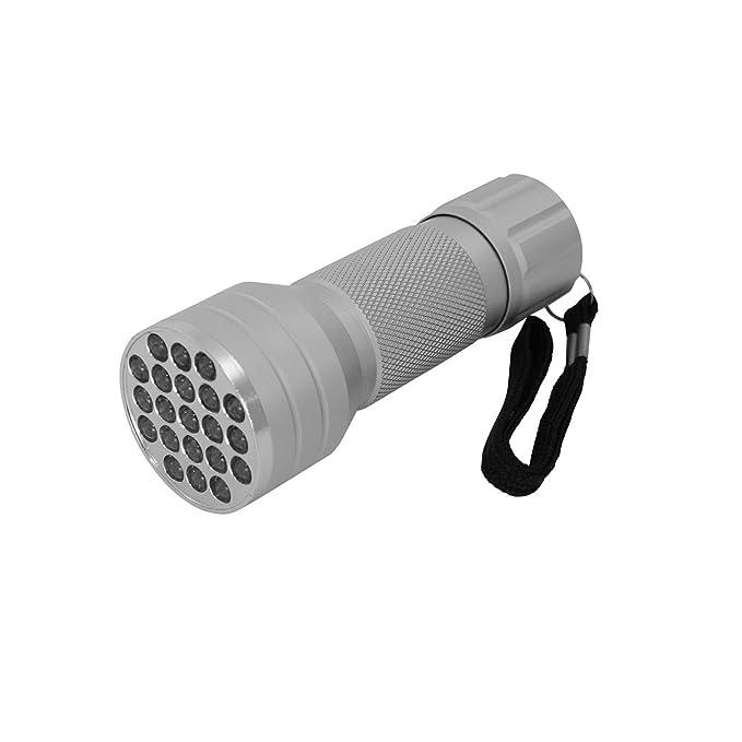 torch light Aluminium Gehäuse EAXUS LED Taschenlampe mit 9 LEDs