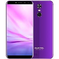 oukitel C8 3 G Smartphone 5,5 Pulgadas 2.5d Arco Screen Android 7,0 mtk6580 a 1,3 GHz Quad Core 2 G RAM