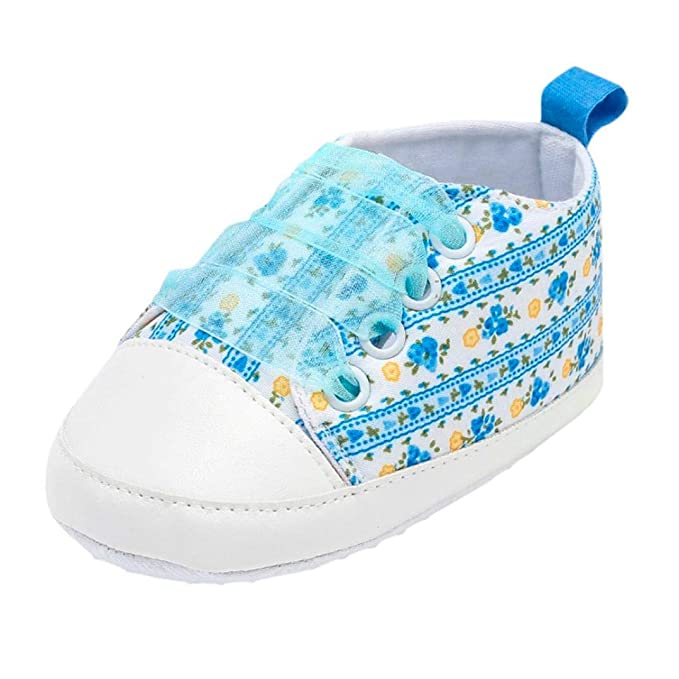 617ff260c6 Amazon.com: Baby Walking Shoes 3-12 Months, Infant Toddler Girls ...