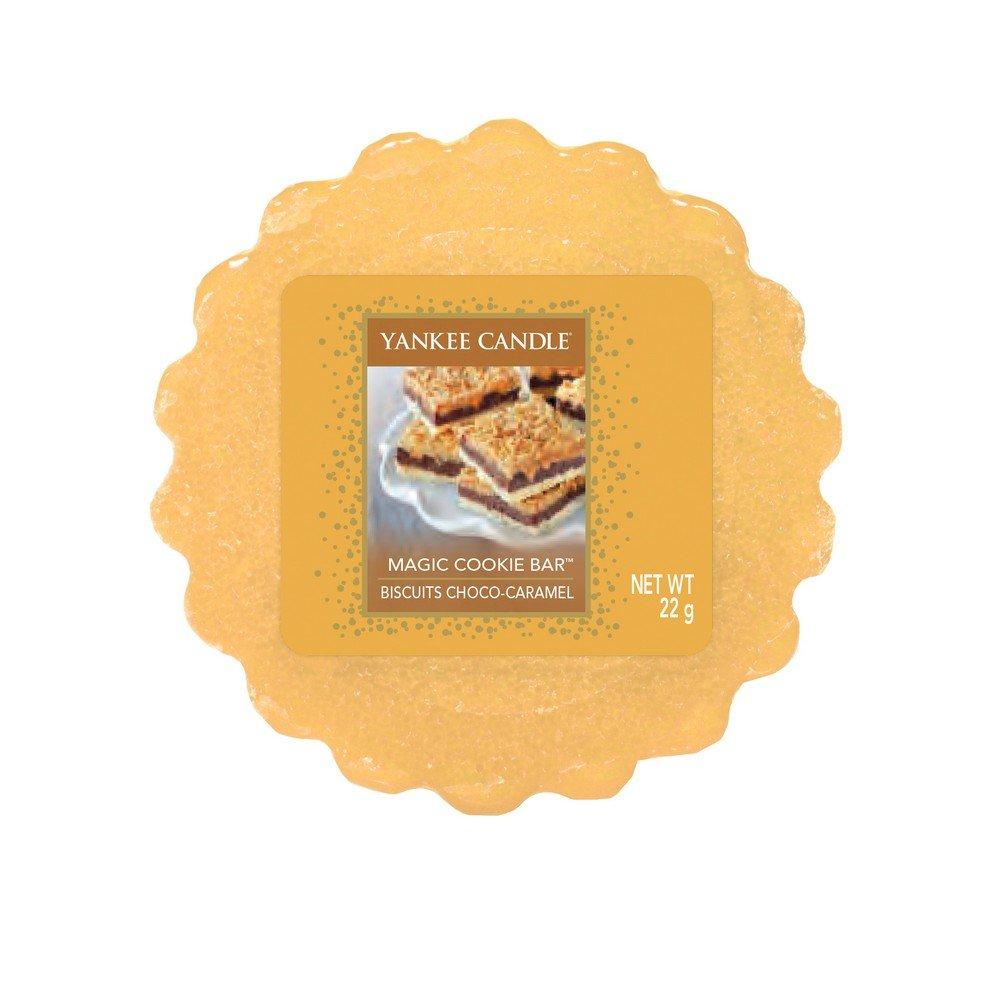 YANKEE CANDLE Tartine Cs Magic Cookie Bar Candele Profumate Casa & Fiori