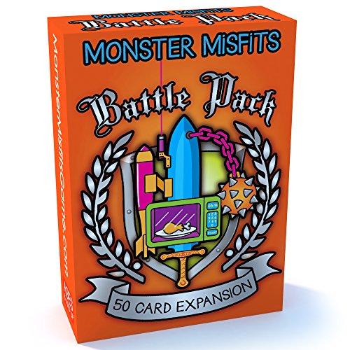 Monster Misfits  Battle Pack Expansion