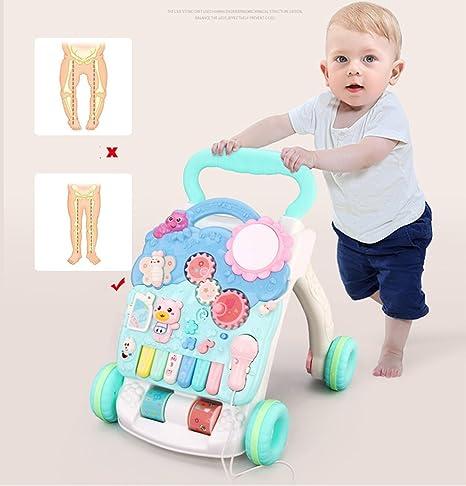 Andador Para Bebés Walker 6-7-18 Meses Walker Para Evitar La ...
