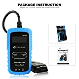 TT TOPDON OBD2 Scanner, TD300 Code Reader with