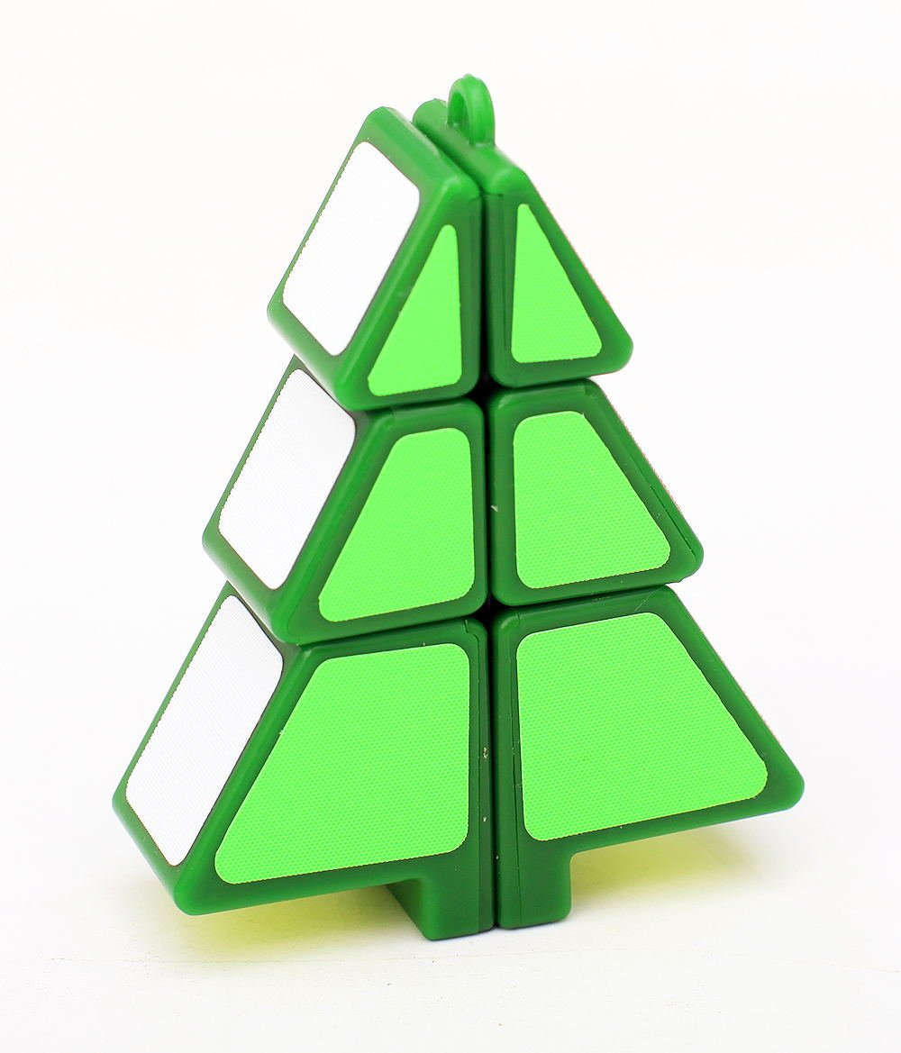 スーパーセール期間限定 ZCubeスピードキューブクリスマスツリーキューブパズルグリーンBestクリスマスギフト B077W8D5YK B077W8D5YK, Brandoff銀座:05e850f2 --- a0267596.xsph.ru