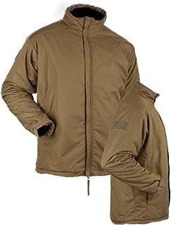 product image for WT Smoking Jacket Lightweight Insulated Fire Retardant Jacket Coyote (XXX-Large)