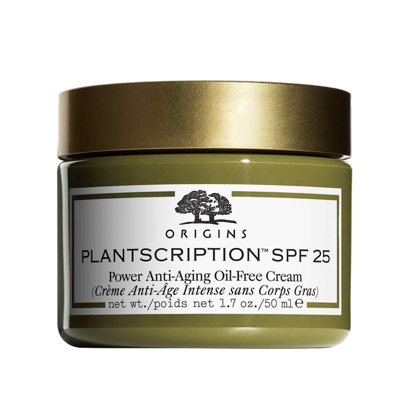 ORIGINS Plantscription SPF 25 Power Anti-Aging Oil-Free Cream 1.7 oz. by Origins