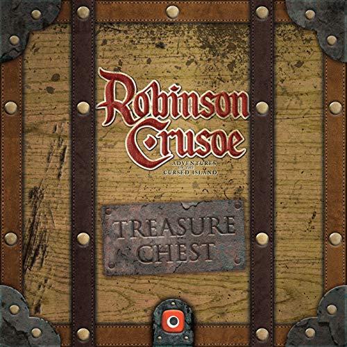Robinson Crusoe Treasure Chest