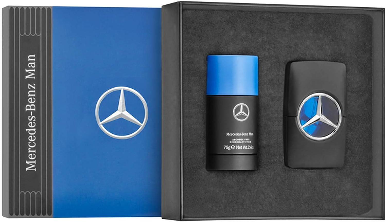 Mercedes-Benz Perfumes Man, Juego de 2, 50 ML, Perfume, Parfum ...