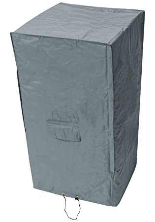 Groovy Oxbridge Grey Outdoor Garden Stacking Chair Cover 0 66Mx 0 66Mx 1 22M 2 2Ft X 2 2Ft X 4Ft 5 Year Guarantee Machost Co Dining Chair Design Ideas Machostcouk