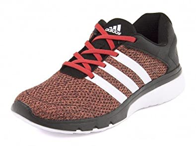 adidas Mens Turbo 1.1 M Running Shoes Red Size 11.5
