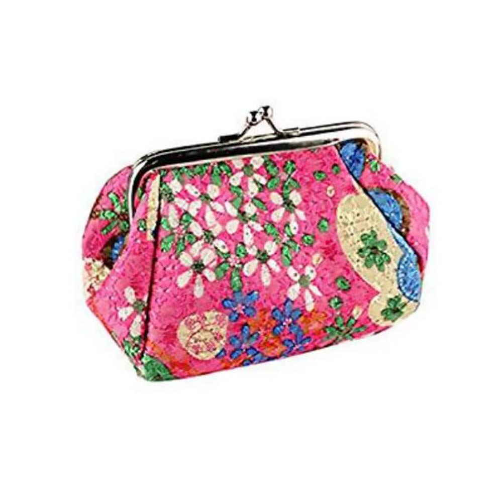 Women Fashion Cute Wallet Keys Pouch Coin Purse RUNFON