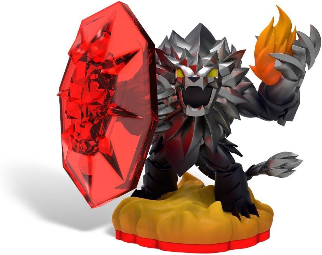 Skylanders Trap Team: Trap Master Dark Wildfire Personaje Individual – Nuevo en Embalaje a Granel