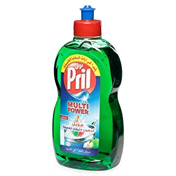 288bbd36c3109 Pril Multi Power Dishwashing Liquid - 500 ml  Amazon.ae