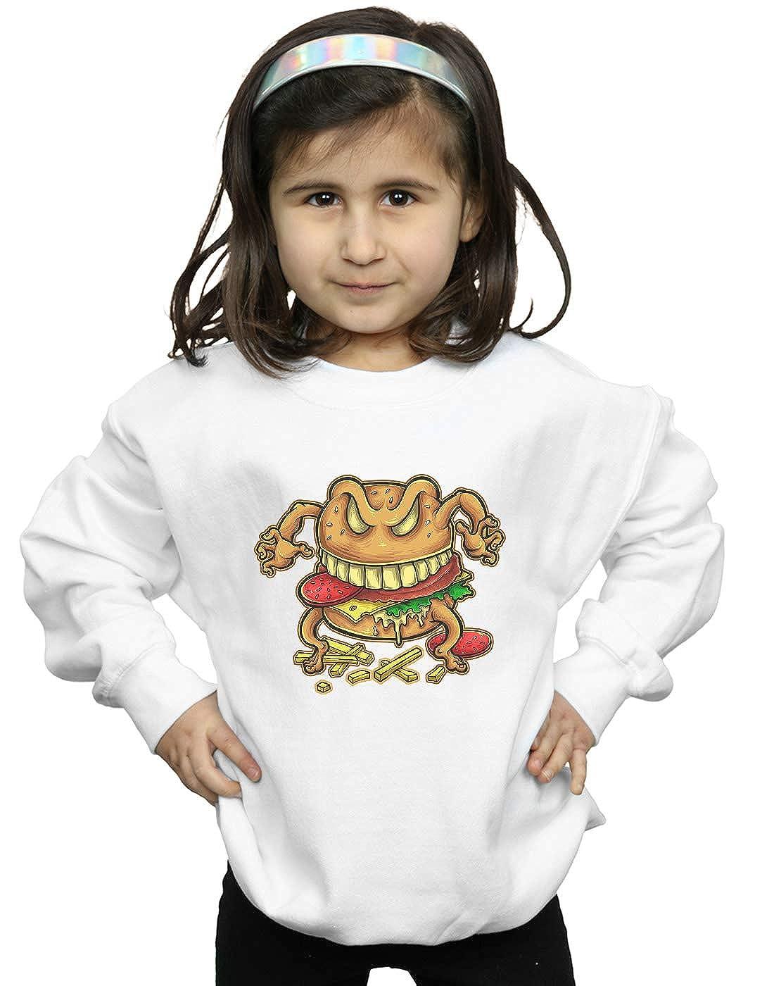 Absolute Cult Drewbacca Girls Curse of The Burger Sweatshirt