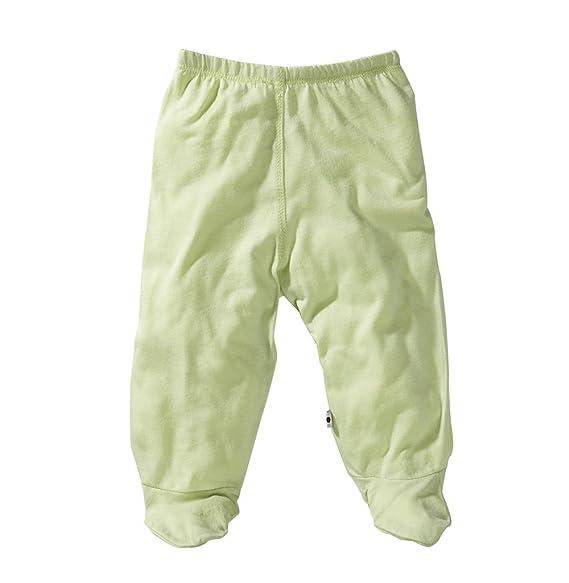 Amazon.com: Babysoy Comfy Basic Footie Pants - Pantalones ...